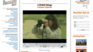 Videos range in length and can play full-screen.