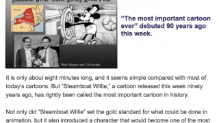 """""""This Week in History"""" offers fun historical context."""