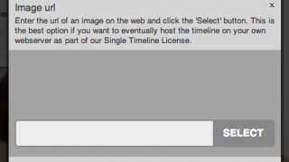 There are three ways to add images, although only the URL feature works with a free account.