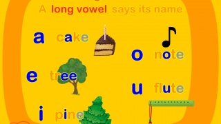 Colorful graphics help spruce up phonics lessons.