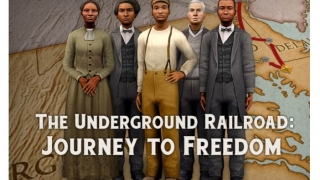 Experience the challenges and decisions faced on the Underground Railroad.