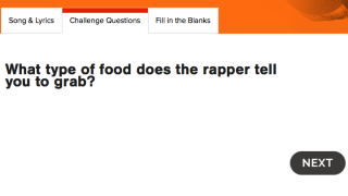 Challenge Questions are like online flash cards, but not all of the content is worthy.