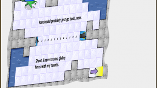 New levels adds new aspects of relativity, skewing and warping perception.