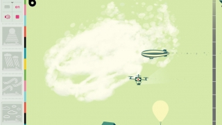 Create clouds and see how they're different -- and even change names -- as you go higher in the sky.