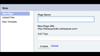 Wikis grow with the addition of pages and files.
