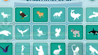 As you rescue animals, they get unlocked in the Creaturepedia.