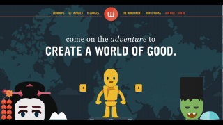 The Wonderment is an online community where kids can explore things that inspire awe and wonder in their worlds.