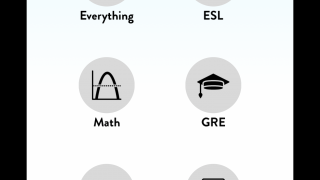 Use the iOS app for Greek and Latin roots, ESL, math, GRE, biology, and college test prep.