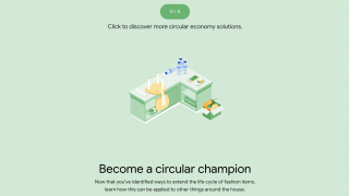 Learn about a circular economy for reducing your waste: repair, resell, rent, reuse, own, and donate.