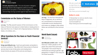 The Commonwealth Uth Daily, Your Commonwealth's online sister newspaper.