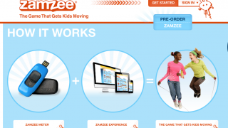 Zamzee's activity tracker and motivational games encourage kids to exercise more.