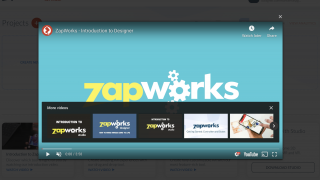 ZapWorks tutorial videos help teachers get started.