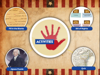 Four activities help students have a little fun.