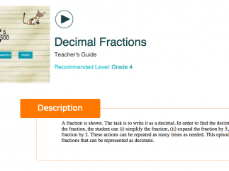 While few in number, the teacher's guides are detailed and helpful.