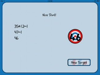 The steps for correct answers are shown, which reinforces learning.