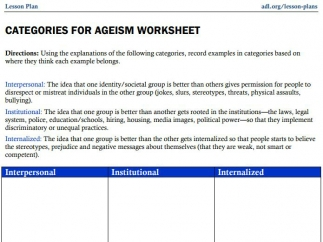 Easily accessible templates and PDFs help make lessons and resources ready to use right away.