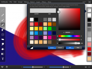 Color options are numerous and varied.