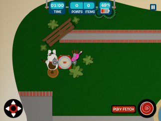 The excavation dig game challenges kids to explore what's underground.