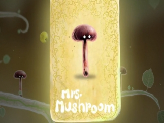 Mrs. Mushroom's abilities let her clone herself and shrink down to just her cap.