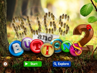 The sequel includes all new mini-games for developing fine motor and early literacy skills.