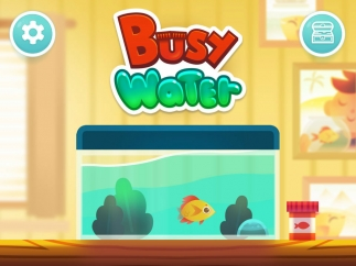 Tap play to pull the plug on Archie's tank and guide him on his journey home.