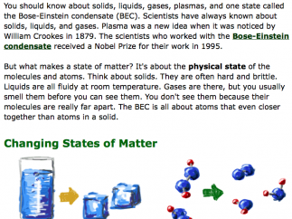 Errors exist, from simple typos to misconceptions (ex: gases can't be seen).