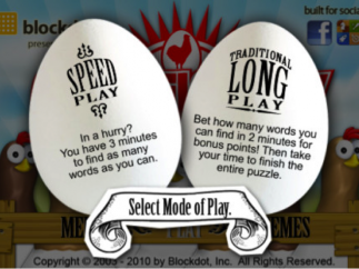 Kids can choose from two unique modes of play.