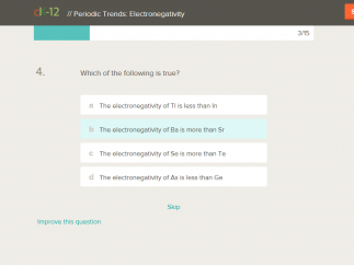 Multiple-choice quizzes offer online practice.