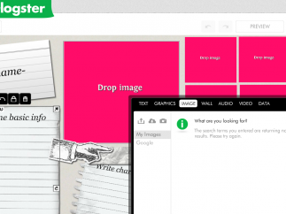 Create glogs using templates and easy editing tools.