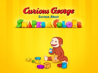 Uh oh! George's toys have spilled out of their box and are all in pieces – help him put the toys back together and play with them!