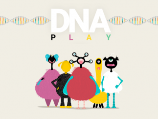 The parental area of the app has some additional genetic information and help.