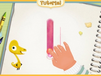 For each game, kids can choose to watch a tutorial that clearly demonstrate how to play, or tap play to jump right in.