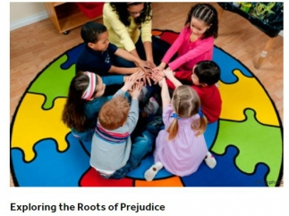 """Lessons range from PreK-12. One lesson for young kids focuses on """"Getting to Know People with Disabilities."""""""