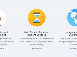 Features for instructors, administrators, and institutions