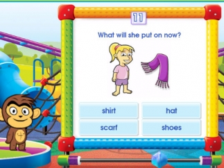 Mini games and quizzes add to the fun