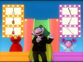 Kids can learn - and count - with The Count.