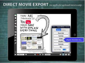 Numerous sources from which to grab videos, images, and other content.