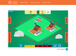 A few interactive games and activities help students gain a new perspective.
