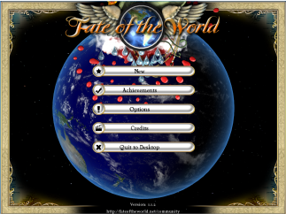 Help determine the fate of the world in this global development game.