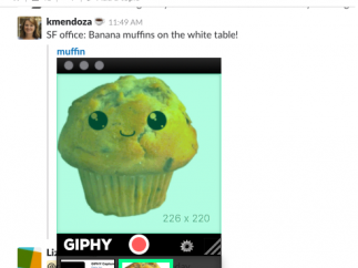 Place the Giphy Capture window over anything on your screen you want made into a GIF.