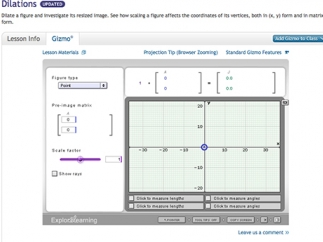 Interactive Gizmos let kids explore math concepts in a highly visual platform.
