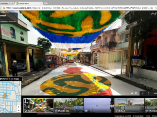 All Views can be viewed through Google Maps, which provides more tools, resources, and map-based context.