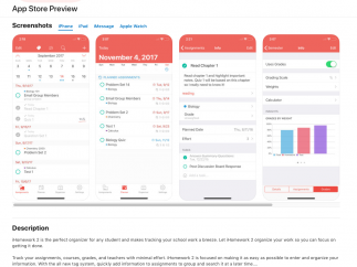 Monitor your assignments, schedules, and tasks from one clean app.