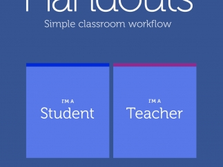 Distribute, collect, and annotate worksheets for students.