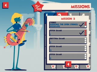 Start on a mission! Watch a video, practice, and play games.