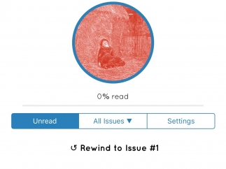 View your unread issues or any issues you've read in the past.