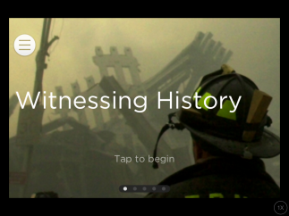 Stunning images, sobering audio clips, and thoughtful details add impact to the museum experience.