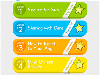 Privacy Camp is a series of short videos that explore important issues about online behavior and safety.