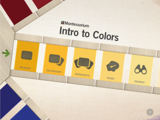 Five activities guide kids into learning about the color system.