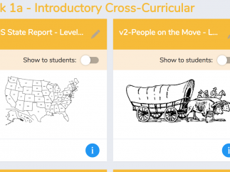 For teachers looking to integrate coding into existing curricula, Itch has cross-curricular units.